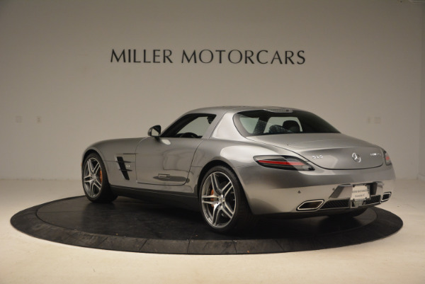 Used 2014 Mercedes-Benz SLS AMG GT for sale Sold at Bugatti of Greenwich in Greenwich CT 06830 6
