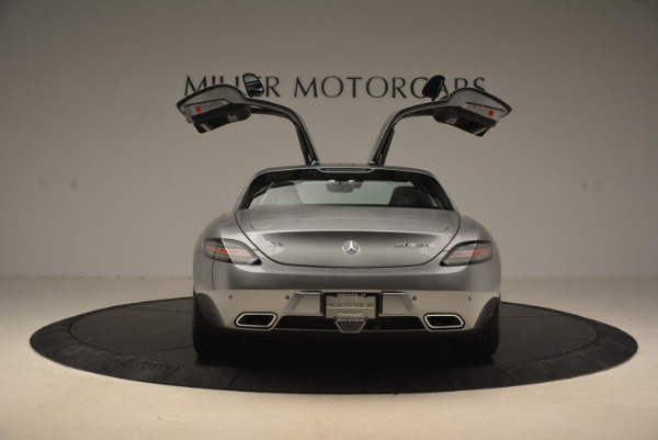 Used 2014 Mercedes-Benz SLS AMG GT for sale Sold at Bugatti of Greenwich in Greenwich CT 06830 8