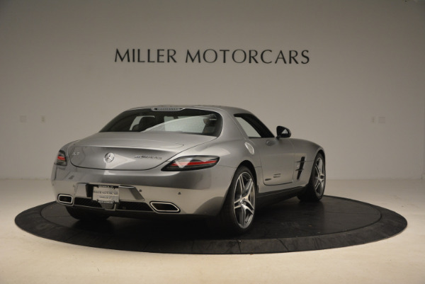 Used 2014 Mercedes-Benz SLS AMG GT for sale Sold at Bugatti of Greenwich in Greenwich CT 06830 9
