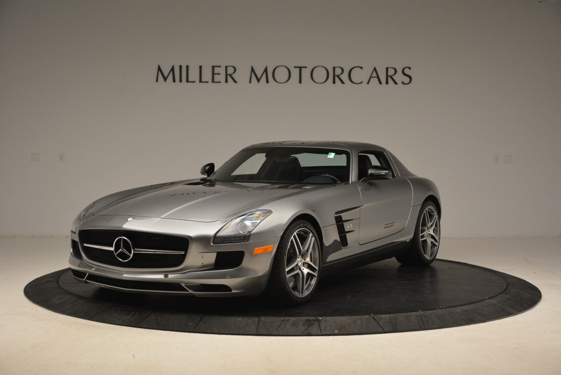 Used 2014 Mercedes-Benz SLS AMG GT for sale Sold at Bugatti of Greenwich in Greenwich CT 06830 1