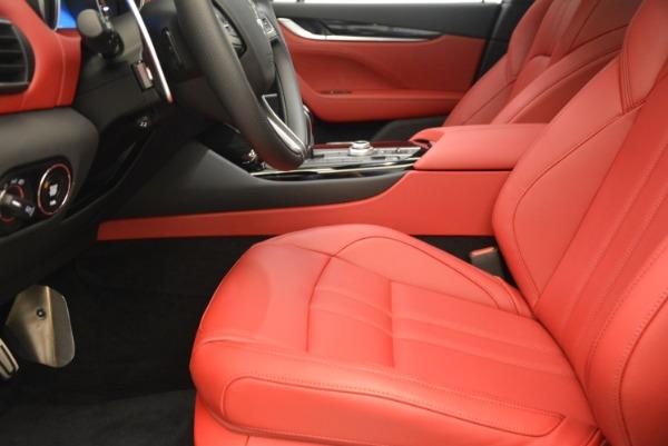 New 2018 Maserati Levante Q4 for sale Sold at Bugatti of Greenwich in Greenwich CT 06830 13