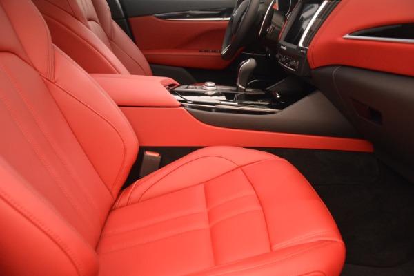 New 2018 Maserati Levante Q4 for sale Sold at Bugatti of Greenwich in Greenwich CT 06830 16