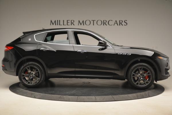 New 2018 Maserati Levante Q4 for sale Sold at Bugatti of Greenwich in Greenwich CT 06830 8