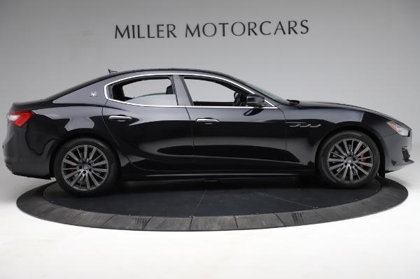 Used 2018 Maserati Ghibli S Q4 for sale Sold at Bugatti of Greenwich in Greenwich CT 06830 10