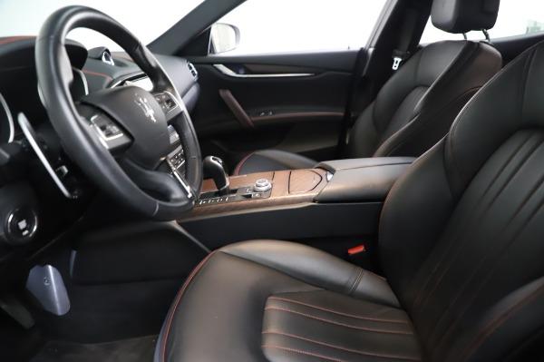 Used 2018 Maserati Ghibli S Q4 for sale Sold at Bugatti of Greenwich in Greenwich CT 06830 15