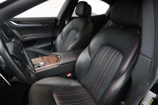 Used 2018 Maserati Ghibli S Q4 for sale Sold at Bugatti of Greenwich in Greenwich CT 06830 16