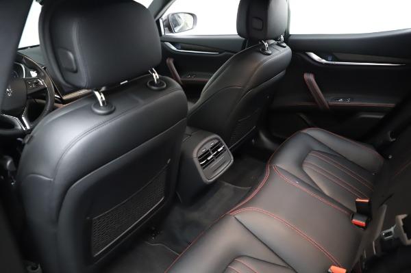 Used 2018 Maserati Ghibli S Q4 for sale Sold at Bugatti of Greenwich in Greenwich CT 06830 19