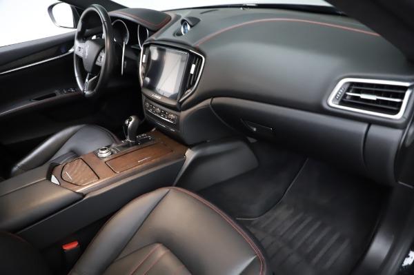 Used 2018 Maserati Ghibli S Q4 for sale Sold at Bugatti of Greenwich in Greenwich CT 06830 23