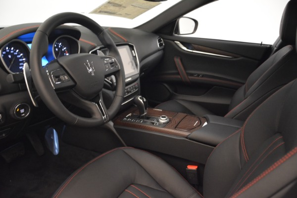 Used 2018 Maserati Ghibli S Q4 for sale $55,900 at Bugatti of Greenwich in Greenwich CT 06830 12