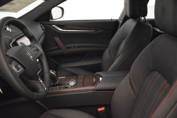 Used 2018 Maserati Ghibli S Q4 for sale $55,900 at Bugatti of Greenwich in Greenwich CT 06830 13