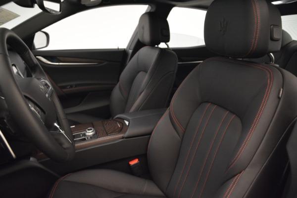 Used 2018 Maserati Ghibli S Q4 for sale $55,900 at Bugatti of Greenwich in Greenwich CT 06830 14