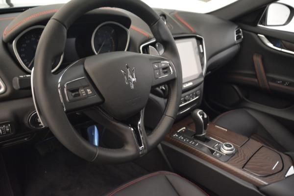 Used 2018 Maserati Ghibli S Q4 for sale $55,900 at Bugatti of Greenwich in Greenwich CT 06830 15