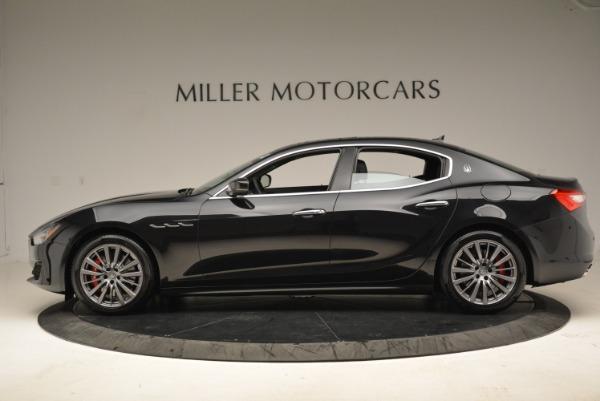 Used 2018 Maserati Ghibli S Q4 for sale $55,900 at Bugatti of Greenwich in Greenwich CT 06830 2