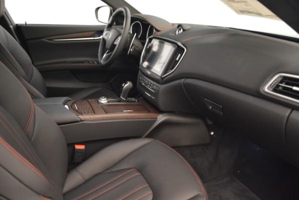 Used 2018 Maserati Ghibli S Q4 for sale $55,900 at Bugatti of Greenwich in Greenwich CT 06830 20