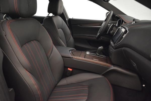 Used 2018 Maserati Ghibli S Q4 for sale $55,900 at Bugatti of Greenwich in Greenwich CT 06830 21