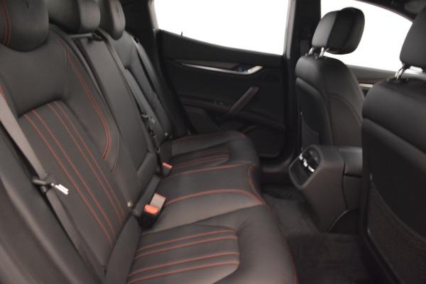 Used 2018 Maserati Ghibli S Q4 for sale $55,900 at Bugatti of Greenwich in Greenwich CT 06830 24