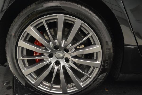 Used 2018 Maserati Ghibli S Q4 for sale $55,900 at Bugatti of Greenwich in Greenwich CT 06830 26