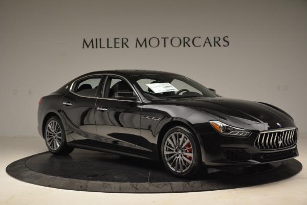 Used 2018 Maserati Ghibli S Q4 for sale $55,900 at Bugatti of Greenwich in Greenwich CT 06830 9