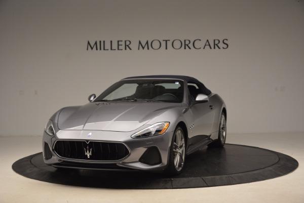 New 2018 Maserati GranTurismo Sport Convertible for sale Sold at Bugatti of Greenwich in Greenwich CT 06830 2