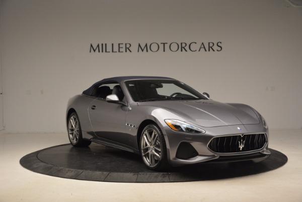 New 2018 Maserati GranTurismo Sport Convertible for sale Sold at Bugatti of Greenwich in Greenwich CT 06830 22