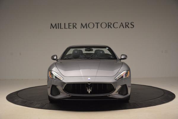 New 2018 Maserati GranTurismo Sport Convertible for sale Sold at Bugatti of Greenwich in Greenwich CT 06830 23