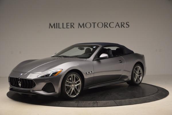 New 2018 Maserati GranTurismo Sport Convertible for sale Sold at Bugatti of Greenwich in Greenwich CT 06830 4