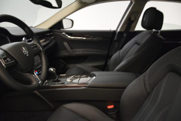 New 2018 Maserati Quattroporte S Q4 GranLusso for sale Sold at Bugatti of Greenwich in Greenwich CT 06830 14