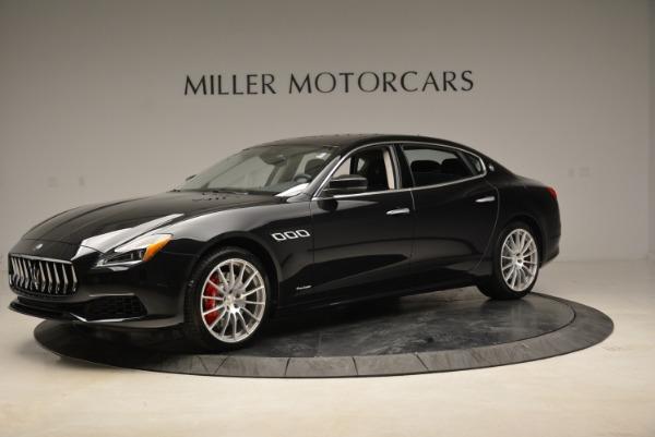 New 2018 Maserati Quattroporte S Q4 GranLusso for sale Sold at Bugatti of Greenwich in Greenwich CT 06830 2