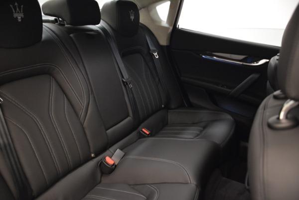 New 2018 Maserati Quattroporte S Q4 GranLusso for sale Sold at Bugatti of Greenwich in Greenwich CT 06830 24