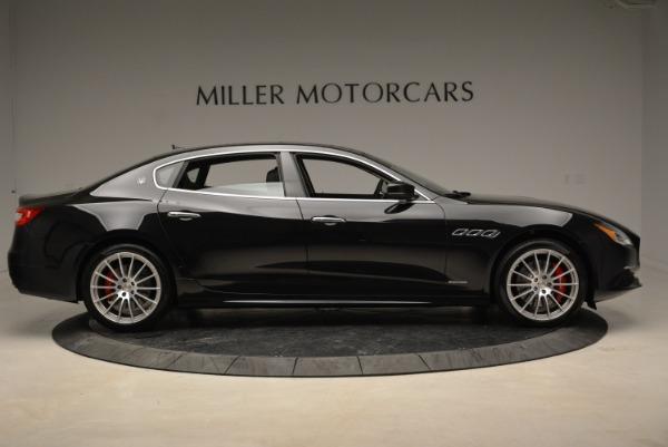New 2018 Maserati Quattroporte S Q4 GranLusso for sale Sold at Bugatti of Greenwich in Greenwich CT 06830 9