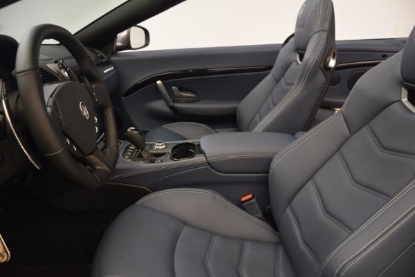 New 2018 Maserati GranTurismo Sport for sale Sold at Bugatti of Greenwich in Greenwich CT 06830 28