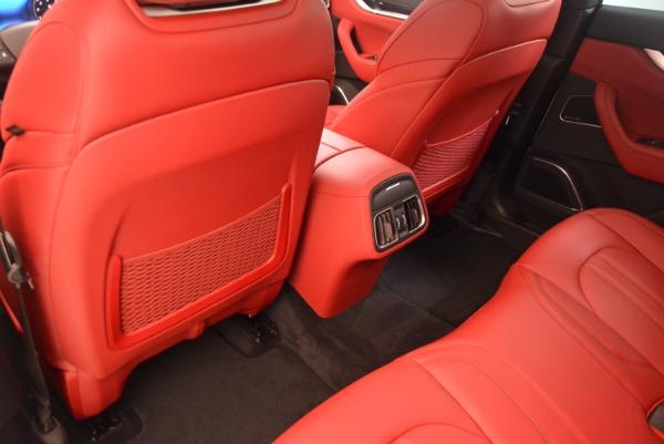 New 2018 Maserati Levante Q4 GranLusso for sale Sold at Bugatti of Greenwich in Greenwich CT 06830 16