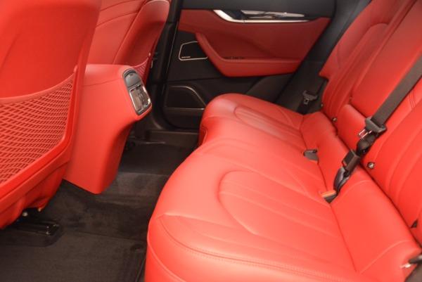 New 2018 Maserati Levante Q4 GranLusso for sale Sold at Bugatti of Greenwich in Greenwich CT 06830 17