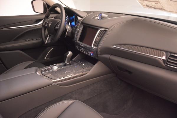 New 2018 Maserati Levante Q4 GranLusso for sale Sold at Bugatti of Greenwich in Greenwich CT 06830 18