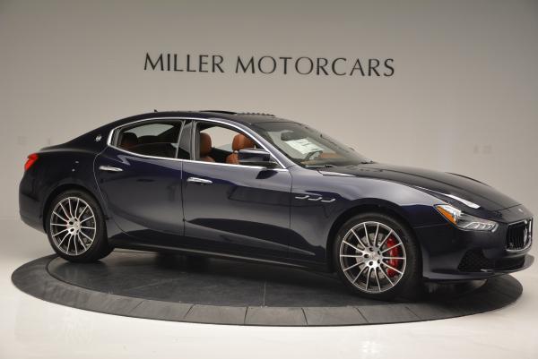 New 2016 Maserati Ghibli S Q4 for sale Sold at Bugatti of Greenwich in Greenwich CT 06830 10