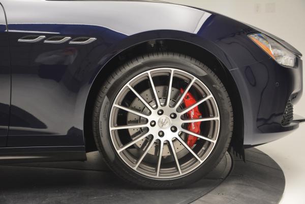 New 2016 Maserati Ghibli S Q4 for sale Sold at Bugatti of Greenwich in Greenwich CT 06830 21