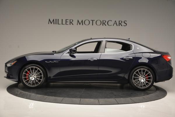 New 2016 Maserati Ghibli S Q4 for sale Sold at Bugatti of Greenwich in Greenwich CT 06830 4
