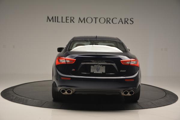 New 2016 Maserati Ghibli S Q4 for sale Sold at Bugatti of Greenwich in Greenwich CT 06830 6