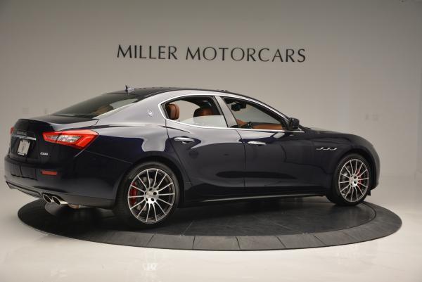 New 2016 Maserati Ghibli S Q4 for sale Sold at Bugatti of Greenwich in Greenwich CT 06830 8