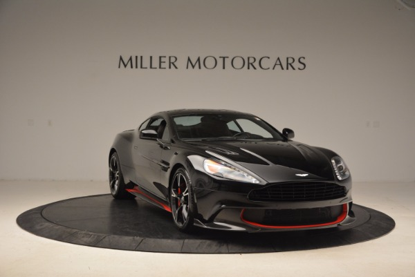Used 2018 Aston Martin Vanquish S for sale Sold at Bugatti of Greenwich in Greenwich CT 06830 11