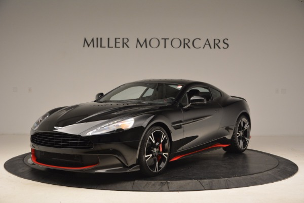 Used 2018 Aston Martin Vanquish S for sale Sold at Bugatti of Greenwich in Greenwich CT 06830 2