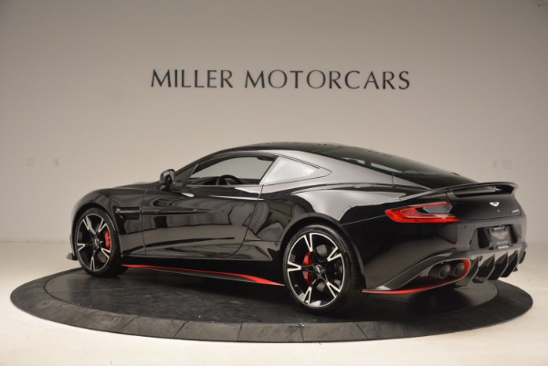 Used 2018 Aston Martin Vanquish S for sale Sold at Bugatti of Greenwich in Greenwich CT 06830 4