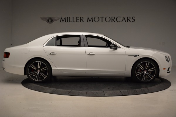 New 2017 Bentley Flying Spur V8 S for sale Sold at Bugatti of Greenwich in Greenwich CT 06830 10