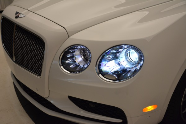 New 2017 Bentley Flying Spur V8 S for sale Sold at Bugatti of Greenwich in Greenwich CT 06830 15