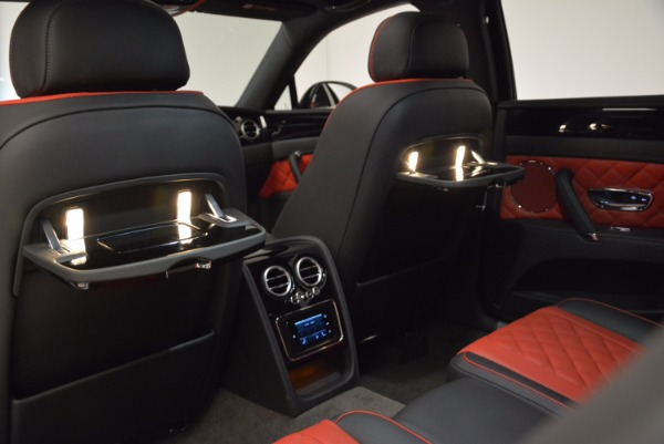New 2017 Bentley Flying Spur V8 S for sale Sold at Bugatti of Greenwich in Greenwich CT 06830 23