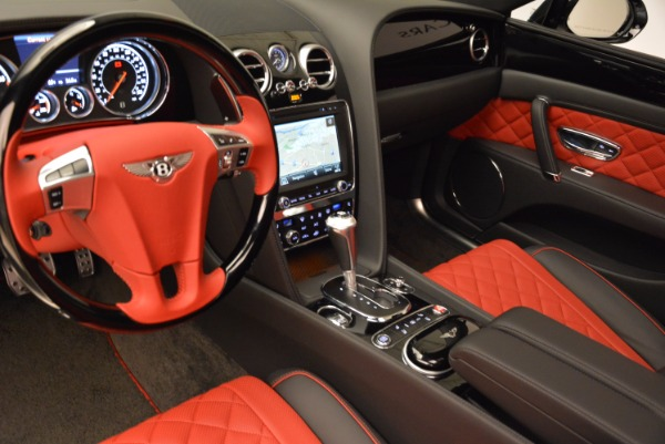 New 2017 Bentley Flying Spur V8 S for sale Sold at Bugatti of Greenwich in Greenwich CT 06830 28