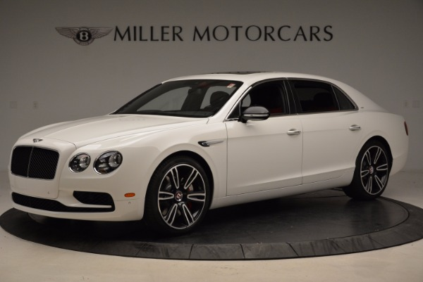 New 2017 Bentley Flying Spur V8 S for sale Sold at Bugatti of Greenwich in Greenwich CT 06830 3