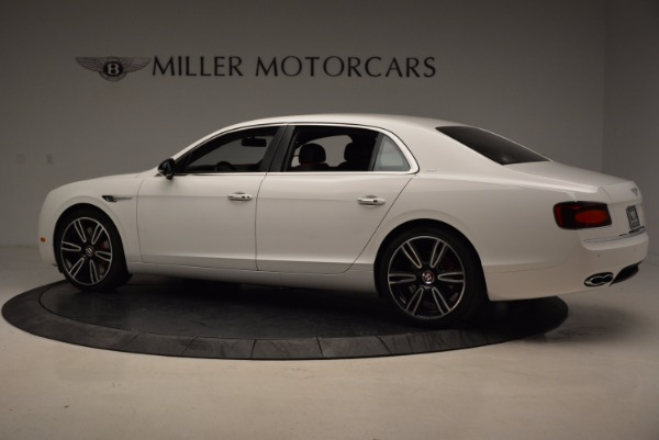 New 2017 Bentley Flying Spur V8 S for sale Sold at Bugatti of Greenwich in Greenwich CT 06830 5
