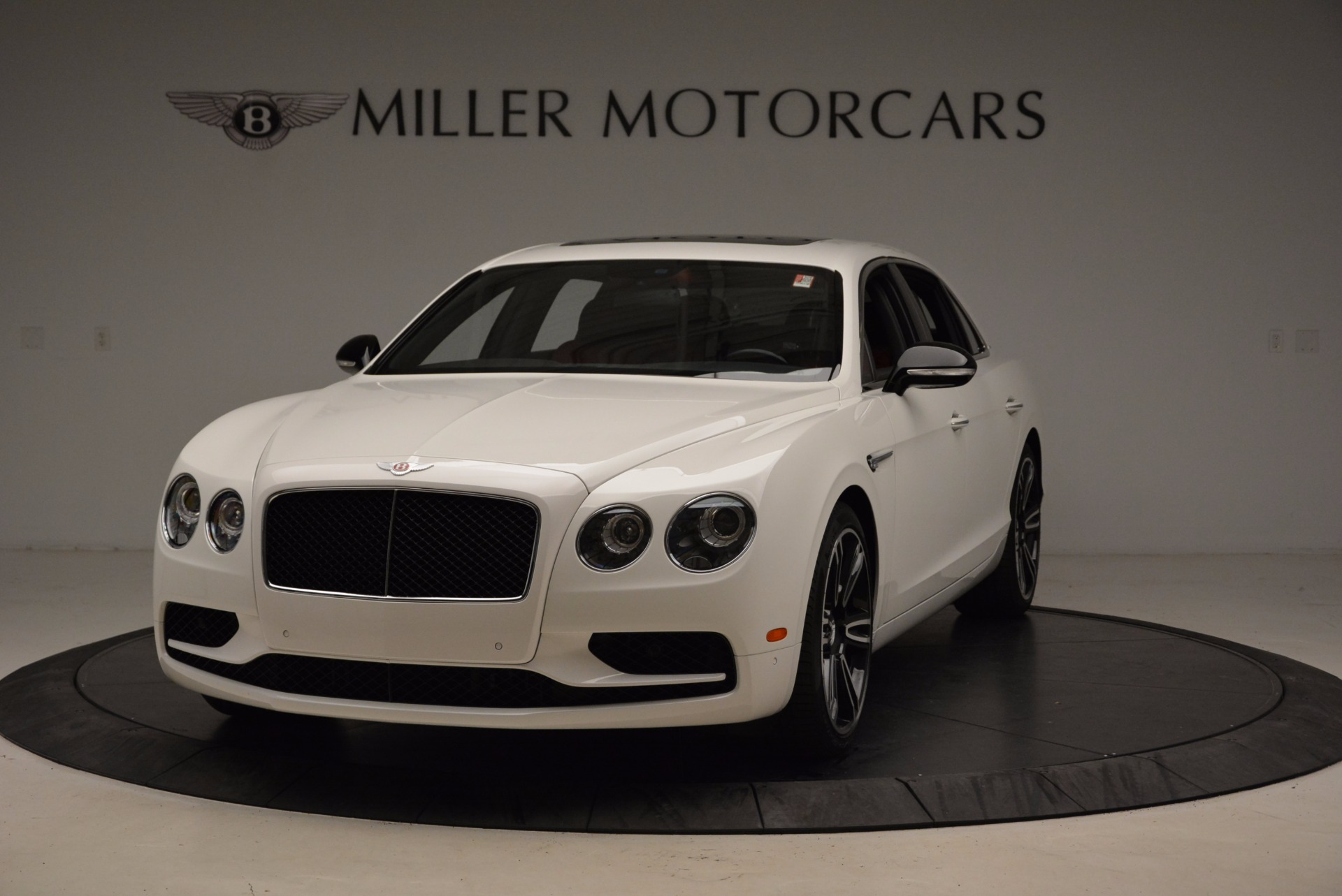 New 2017 Bentley Flying Spur V8 S for sale Sold at Bugatti of Greenwich in Greenwich CT 06830 1