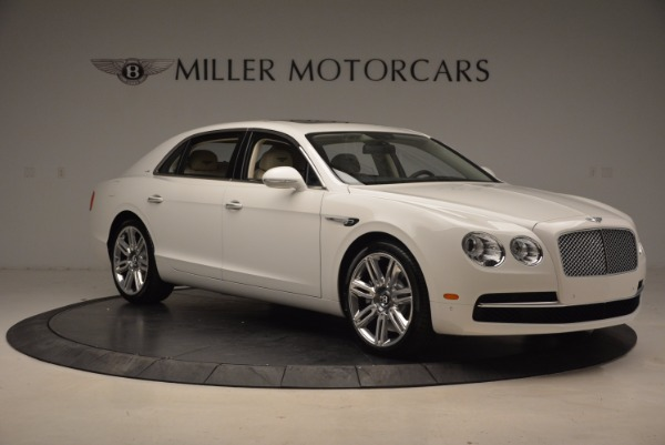New 2017 Bentley Flying Spur W12 for sale Sold at Bugatti of Greenwich in Greenwich CT 06830 12